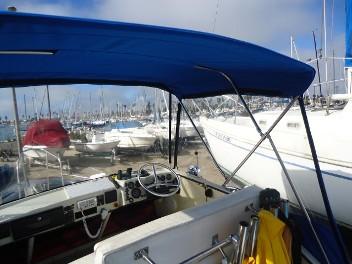Anacapa Isle Marina Client With A Fully Custom Skipjack
