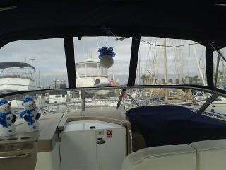 Anna Capa Isle Marina Full Custom Enclosure In Captain